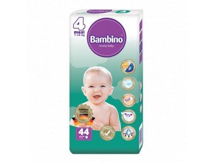 Dětské plenky Bambino MAXI (7-18 kg) - 44 ks