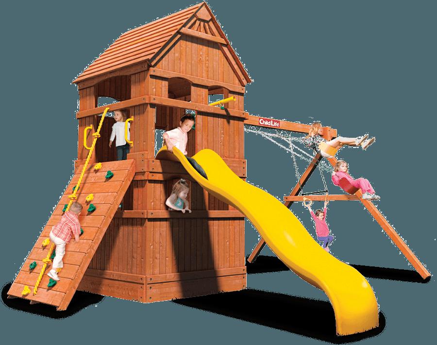 Detské ihriská do záhrady