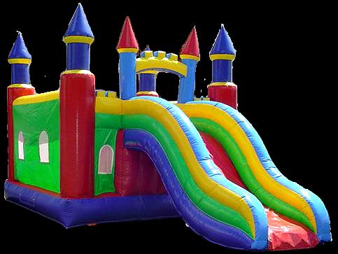 Nafukovacie hrady
