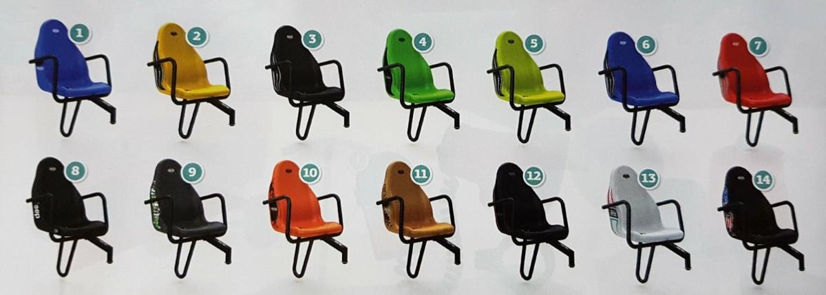 Sedadlá pre cestujúcich