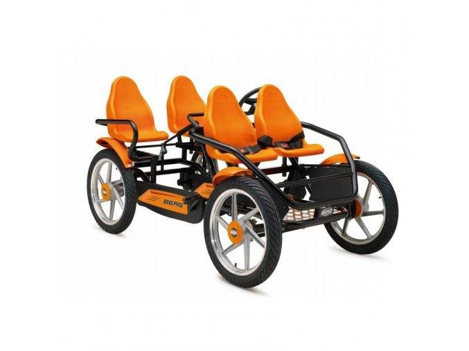 berg grantour f race 4 seater