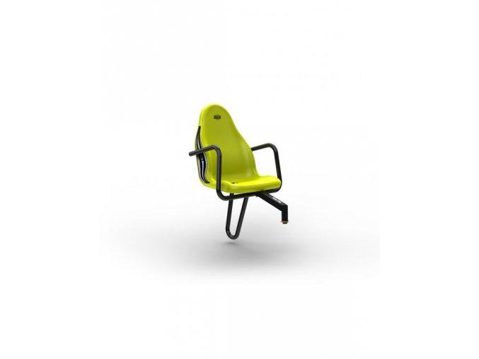BERG Passenger seat CLAAS