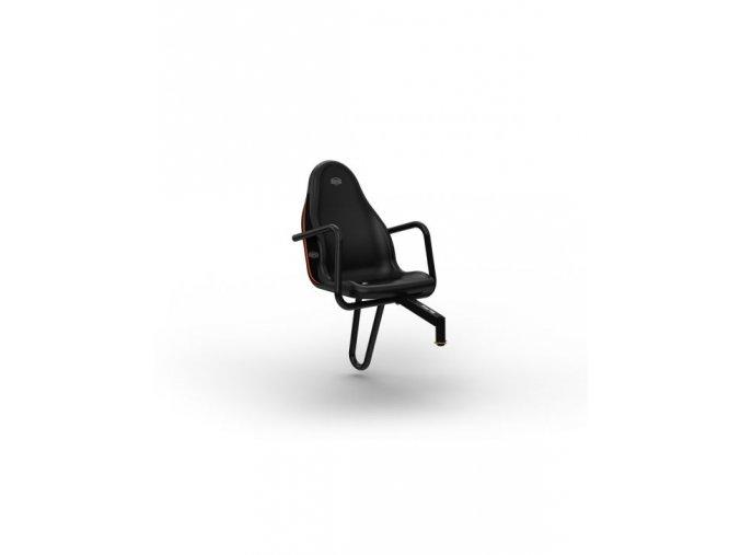 BERG Passenger seat Black Edition