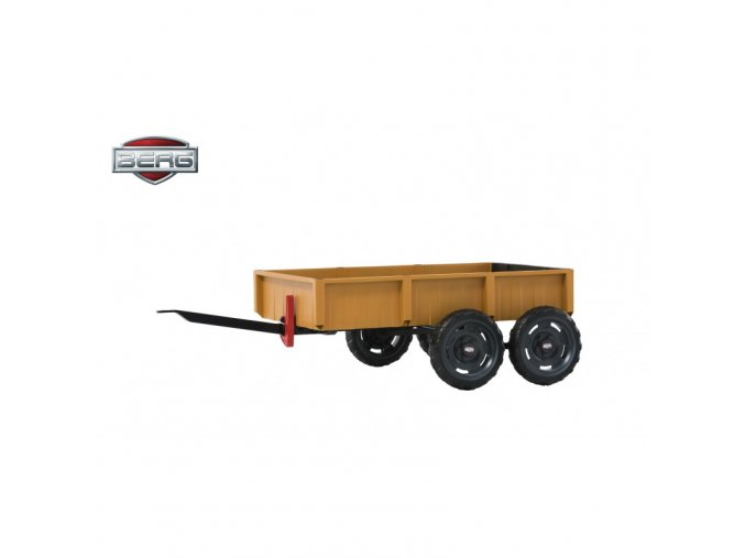 berg tandem trailer only for buddy and rally