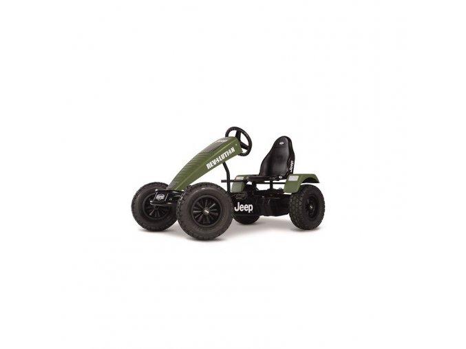 jeep revolution pedal go kart xxl bfr