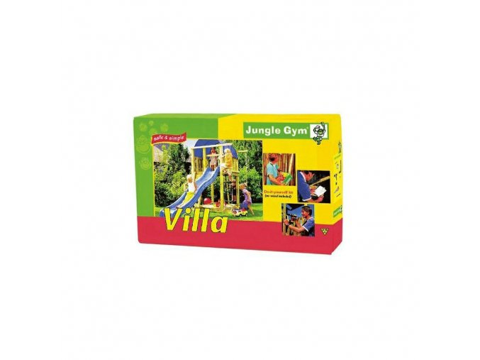 detske hriste jungle gym villa 5 1