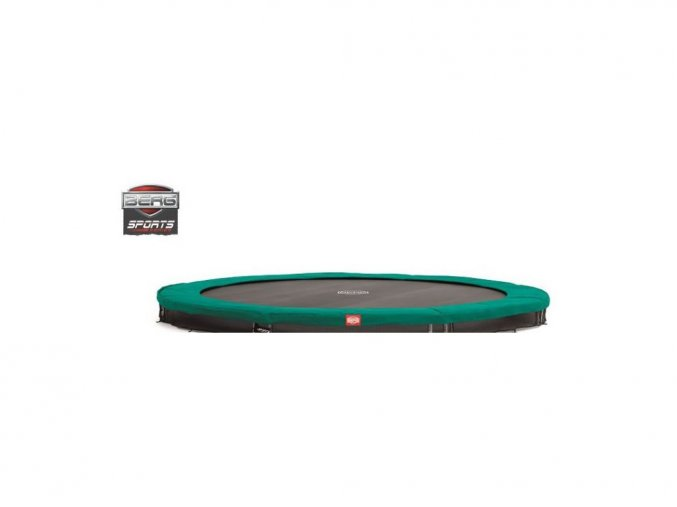 BERG InGround Favorit Green 380cm