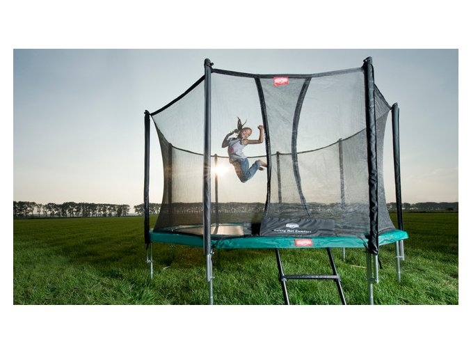 berg safety net comfort total child 2