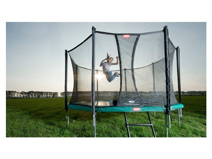 berg safety net comfort total child 2