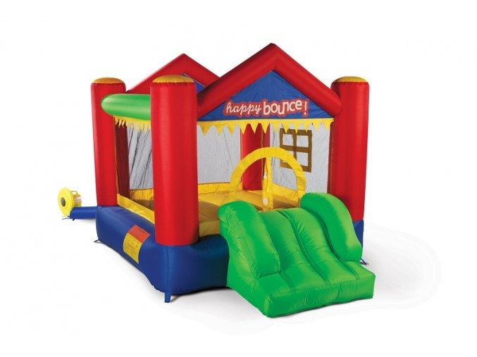 Nafukovací hrad PARTY HOUSE FUN 3-1