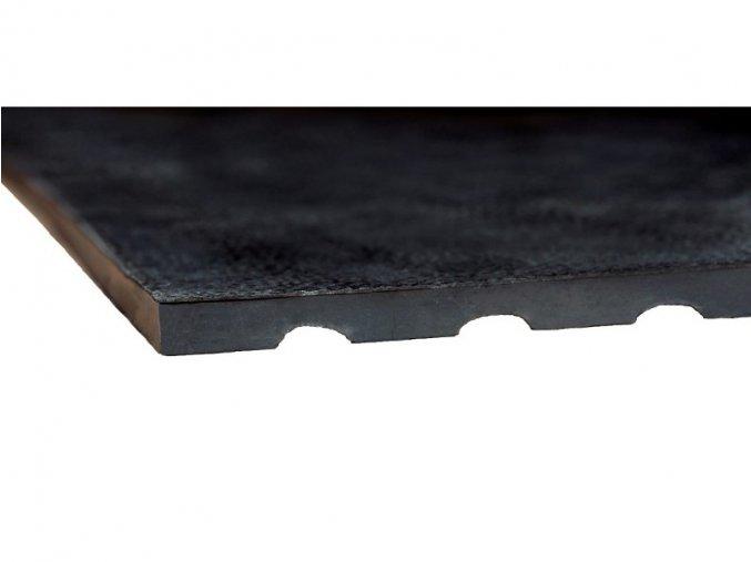 Stajňová doska s amébovým vzorom vulkanizovaná