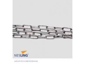 Spojovací materiál- Chain link 4 mm, long 2  m