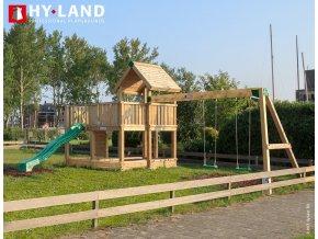 Detské ihrisko PROJECT 5+ SWING module