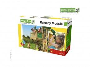BALCONY module- montážna krabica