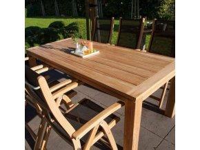 Stôl Stella 160x90 cm