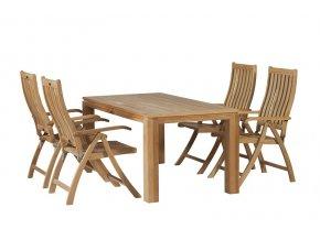 Comfort FSC adjustable armchair set vrij 2