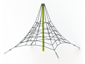 armed rope pyramide 27 m