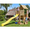 climbing frame and slide jungle cubby 11