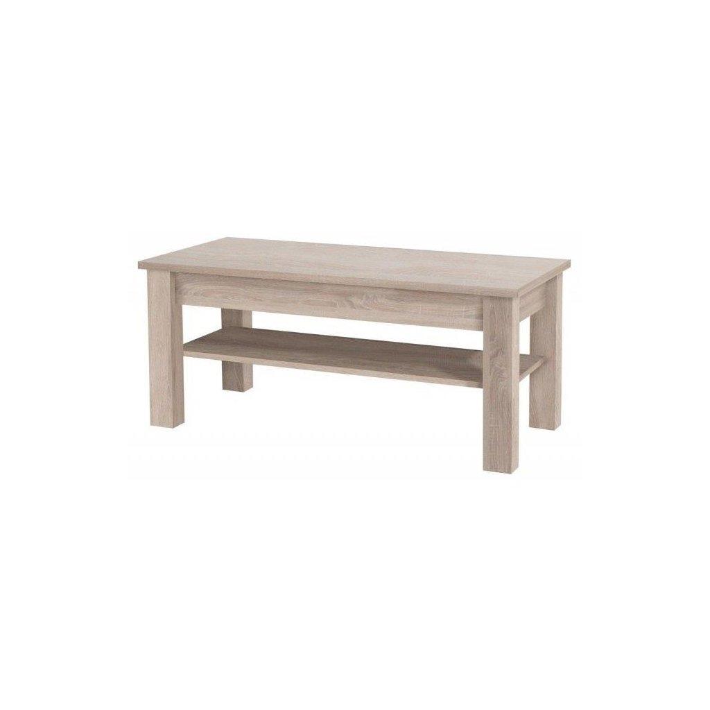 Konferenčný stolík Cezanne R19 sonoma