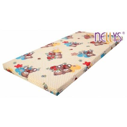 Danpol Penová (molitanová) matrace 120 x 60 cm - neutralná