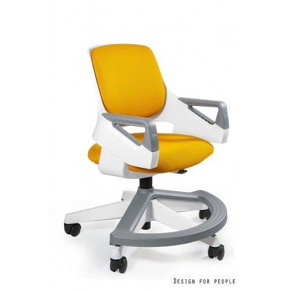 Detská PC stolička Rookee - BL404 Honey