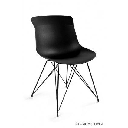Stolička Easy B - PP-4 black