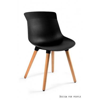 Stolička Easy M - PP-4 black