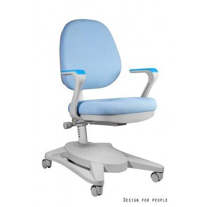 Detská PC stolička Gabby - modrá