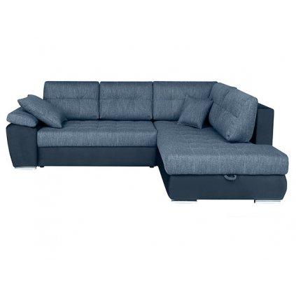 Rohová sedacia súprava: CARL II LUX 3DL.RECBK