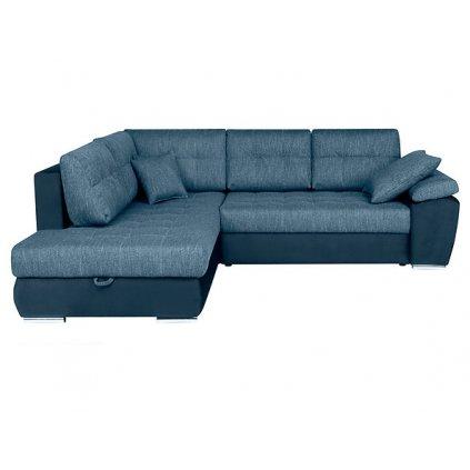 Rohová sedacia súprava: CARL II LUX RECBK.3DL