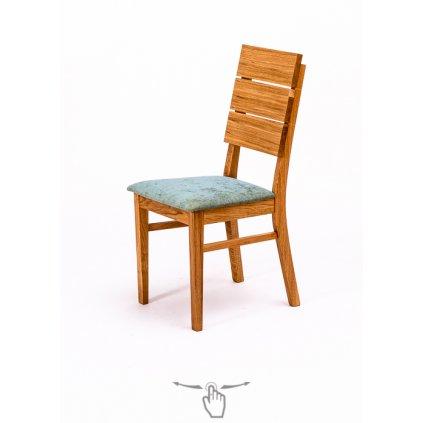 Stolička Insignio - dub