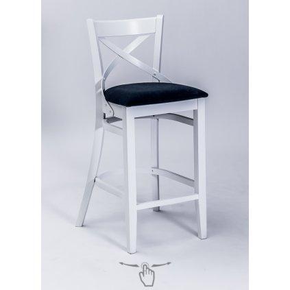 Barová stolička Opal - buk