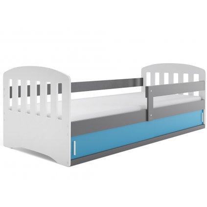 138298 2 detska postel carol 3 b g m 160x80