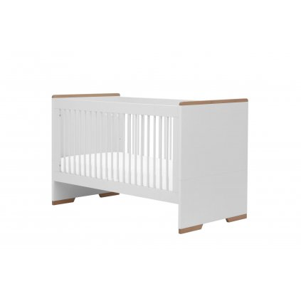 Snap cot bed140x70 white 1