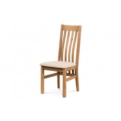 Jedálenská stolička, BEZ sedákov, masív dub, povrchová úprava tvrdovoskem