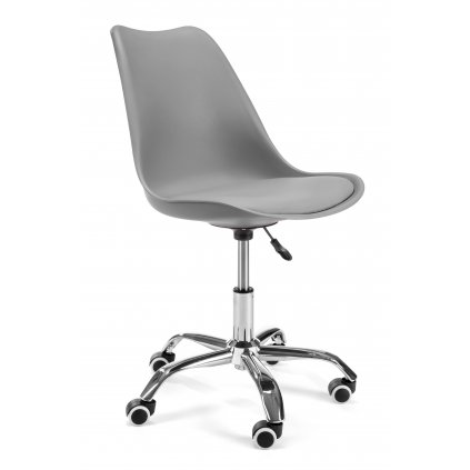 142576 fotel do biurka dzieciecy fd005 sivá