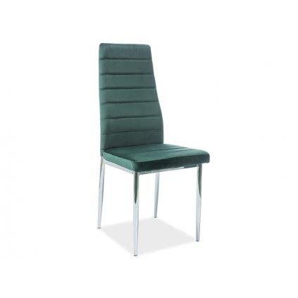 Jedálenská stolička:   H-261 VELVET