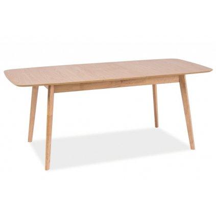 Rozkladací jedálenský stôl:   FELICIO 150