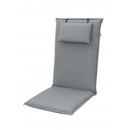 ELEGANT 2427 vysoký - Polstr na stoličku a kreslo s podhlavníkom