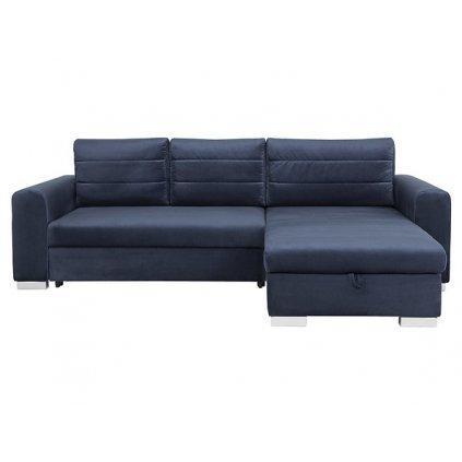 Rohová sedacia súprava: PASIR LUX 3DL.URCBK