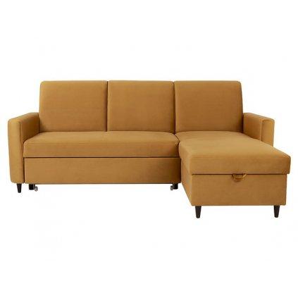 Rohová sedacia súprava: RISTEN 2F.URCBK