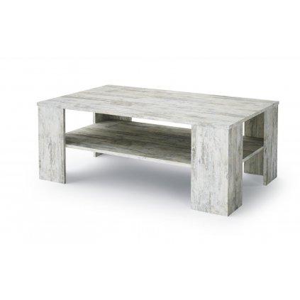 Konferenčný stolík Cher biela borovica