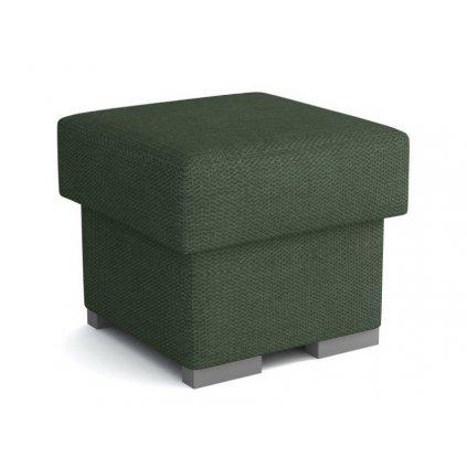 Taburet Norway zelený