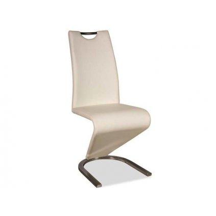 Jedálenská stolička:   H-090 biela