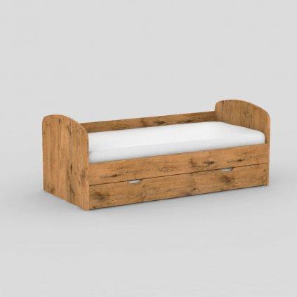 Detská posteľ REA ABRA 90x200