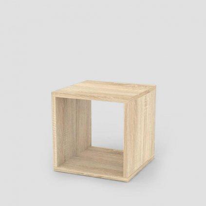 Jednoduchý nočný stolík REA BLOCK