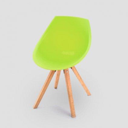 Dizajnová jedálenská stolička GORKA