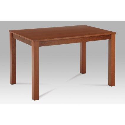 Jedálenský stôl 120x75 cm, farba čerešňa