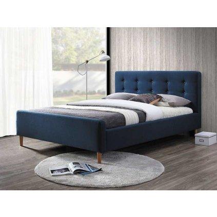 Čalúnená posteľ:   PINKO 160