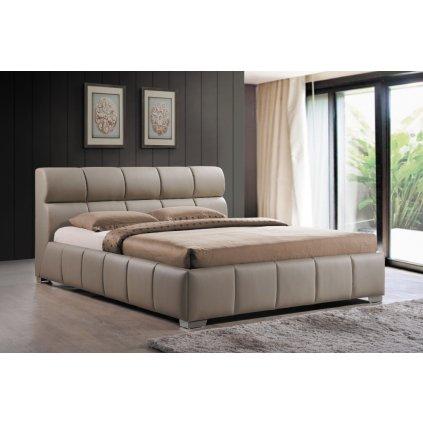 Čalúnená posteľ:   BOLONIA s roštom